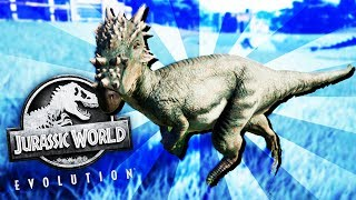 BUILD Your Own JURASSIC WORLD! DRACOREX! - Jurassic World Evolution Gameplay - Part 1