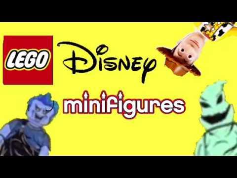 Lego Disney Minifigure Series 2 List Leaked!