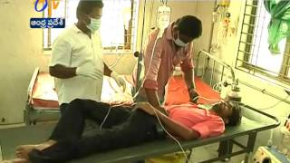 A Youngster Commits Suicide In Elur Court Against Illegal Cases
