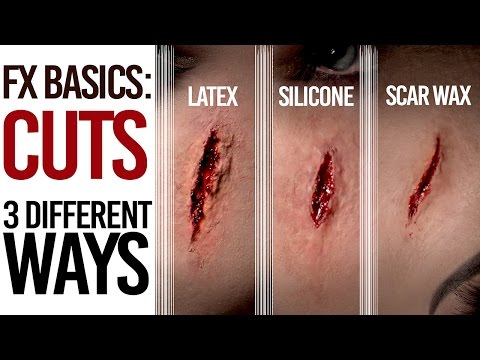 How to do basic FX Cuts (3 different ways)