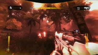 Haze PlayStation 3 Gameplay - Snipe and Melee (HD)