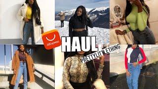 ÉNORME HAUL (aliexpress , plt , Nike ...) ft Ali AnnabelleHair