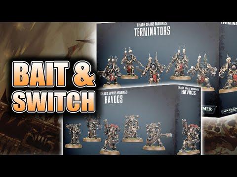 Magnetize & Convert More Chaincannons: Chaos Terminators, Havocs Unbox Build