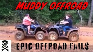 Epic ATV and Dirt Bike Fail Bail and Crash Compilation