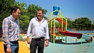 San Lorenzo tendrá el primer parque acuático de la región.