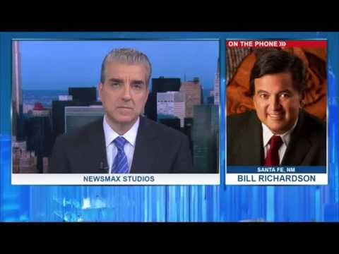 Malzberg | Gov. Bill Richardson discusses ISIS hostage as well as his take on the 2016 GOP field