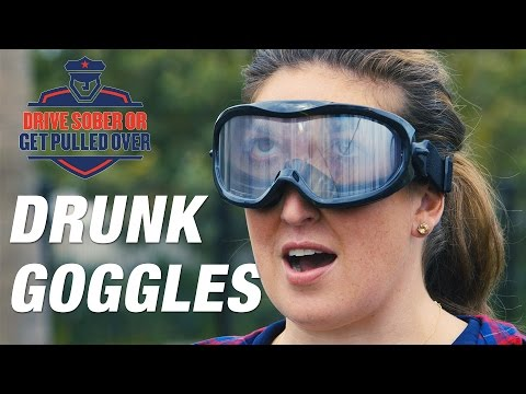 Drunk Challenge: Drunk For A Day // Presented By BuzzFeed & NHTSA