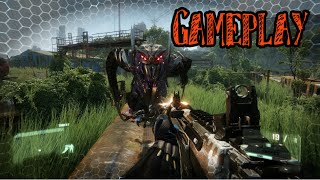 Crysis 3 Gameplay: disable nanosuit jammer