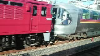 EF81 80牽引  E26系【カシオペア紀行】盛岡行き