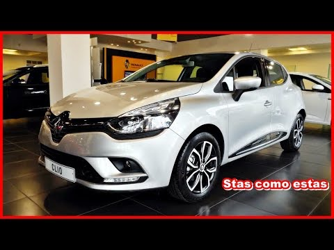 new 2018 renault clio interior exterior youtube. Black Bedroom Furniture Sets. Home Design Ideas