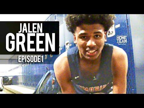 "Jalen Green: Episode 1 ""UNICORN"" - Class of 2020 #1 Ranked Player"