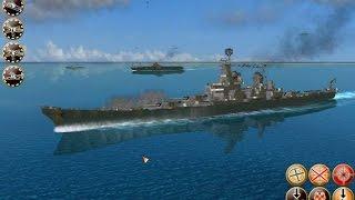 Масштабная Стратегия о Военно Морском Флоте Второй Мировой на ПК ! Стальные Монстры