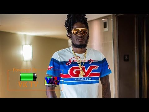 Aidonia - Bruk It (June 2018)