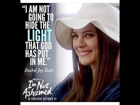 "Interview with Beth Nimmo (Rachel Scott's mom) about ""I'm Not Ashamed"" Film"
