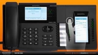 Alcatel Temporis IP800