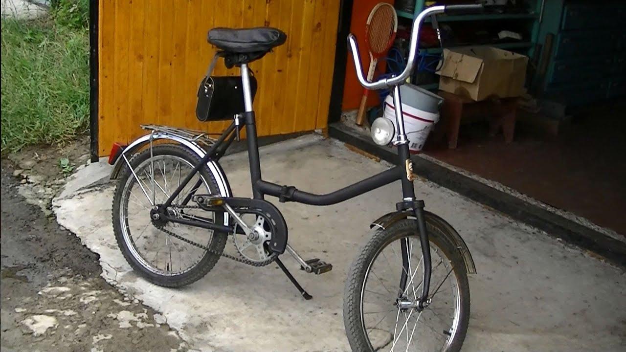 Как выбрать складной велосипед? Выбор складного велосипеда от .