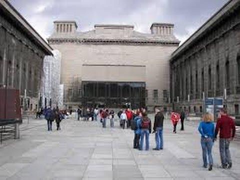 Europe tour _ Pergamon museum_A popular museum in Berlin