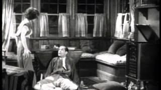 1931 Private Lives crash scene