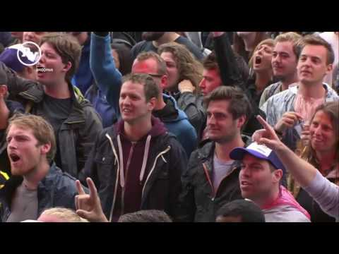 Frank Carter & The Rattlesnakes (Live @ Rock Werchter)