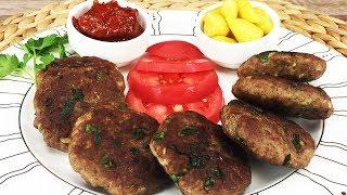 Köfte Tarifi - Yemek Tarifleri | Etli Yemekler