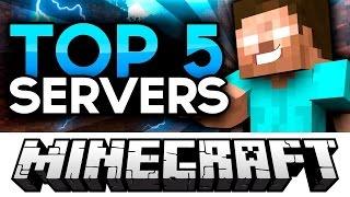 🔥 Top 5 Servers De Minecraft 1.12.2 No Premium | Mejores Servidores 📺 ✅