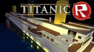 ROBLOX - Greg isn't Saving Anyone - Titanic [Xbox One Edition]
