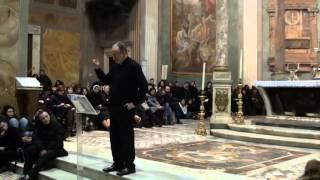 4° Catechesi sul Credo Apostolico - IV° Parte - Crocifisso sotto Ponzio Pilato
