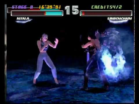 Tekken Tag Tournament 1 Boss - Unknown - YouTube