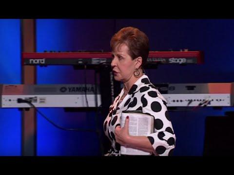 Stell dich deiner Angst (1) – Joyce Meyer – Seelischen Schmerz heilen