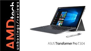 asus Transformer Pro T304UA:  800 Less than Surface Pro