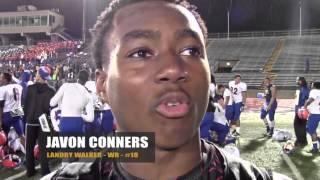 Landry-Walker downs undefeated Warren Easton, 13-12