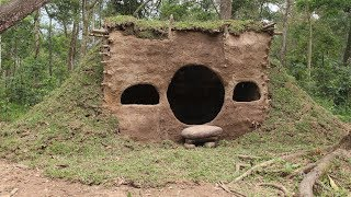 Primitive Technology: Hobbit House