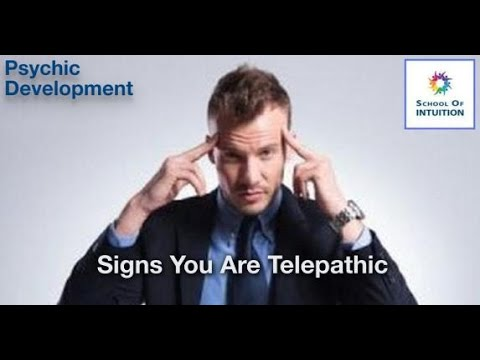 UYT021 - The Science of Telepathy