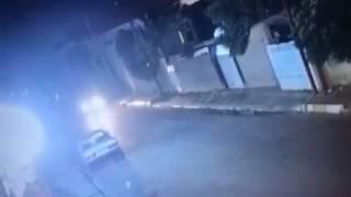 بالفيديو لحظة انطلاق انتحاريي داعش لتنفيذ عملياتهم في كركوك