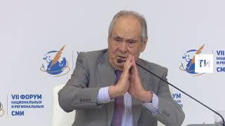 Минтимер Шаймиев: Через образовательные госстандарты нужно работать над сохранением языков