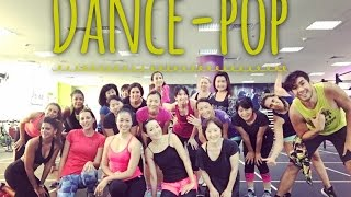 We Wanna by Alexandra Stan & INNA feat. Daddy Yankee Zumba(R) Fitness Masterjedai