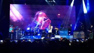 Incubus - Echo @ Lanxess Arena Köln, 19.11.2011