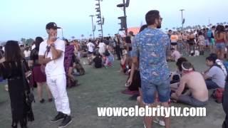 Cara Santana Jesse Metcalfe and Olivia Culpo spotted at Coachella