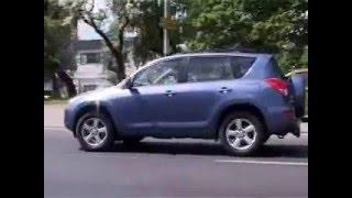 Toyota RAV 4 - test
