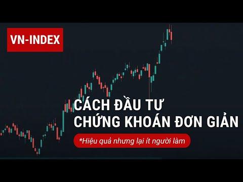 Phân tích VN-INDEX - Cách đầu tư CHỨNG KHOÁN đơn giản, hiệu quả nhưng lại ít ai làm!
