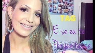 Tag: E Se Eu Te Perguntasse - Por Camila Lima
