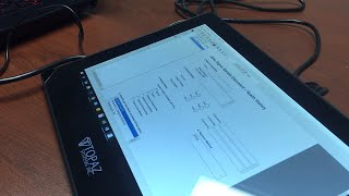 "Topaz 10"" Tablet Signature Pad - Review"