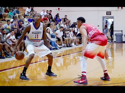 Jamal Crawford Is The Pro Am GOAT! Official 2017 Summer Mix