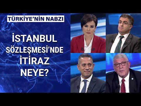 İstanbul Sözleşmesi'ne kim, neden karşı? | Türkiye'nin Nabzı - 20 Temmuz 2020