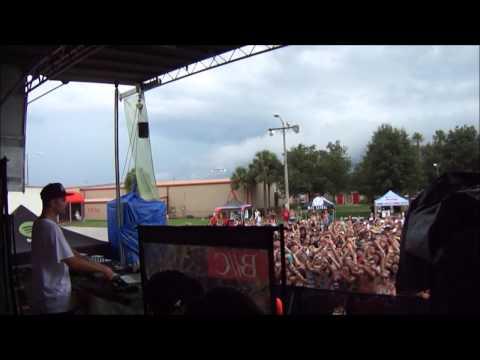 Big Chocolate - Warped Tour 2013 - Orlando FL