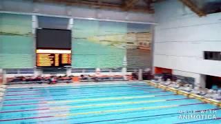 Плавание СПБ 50 метров комплексное Дворец водных видов спорта