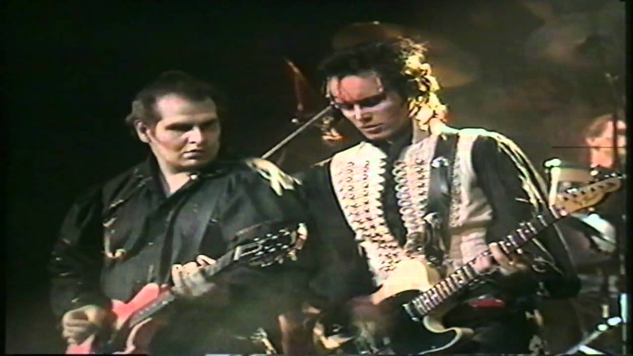 Adam And The Ants Uk 1982 15 Los Rancheros Youtube