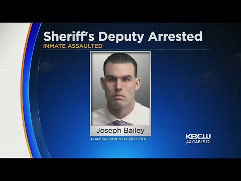 Alameda County Deputy Arrested For Alleged Role In Inmate Beating