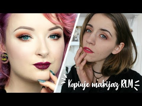 KOPIUJE MAKIJAZ Red Lipstick Monster | kobusjulia