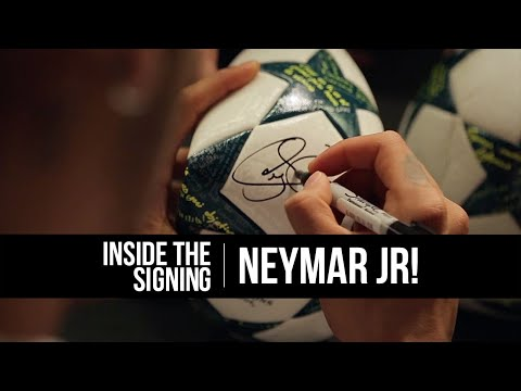Authentic Neymar Jr Signed Memorabilia Brought To You By Icons.com